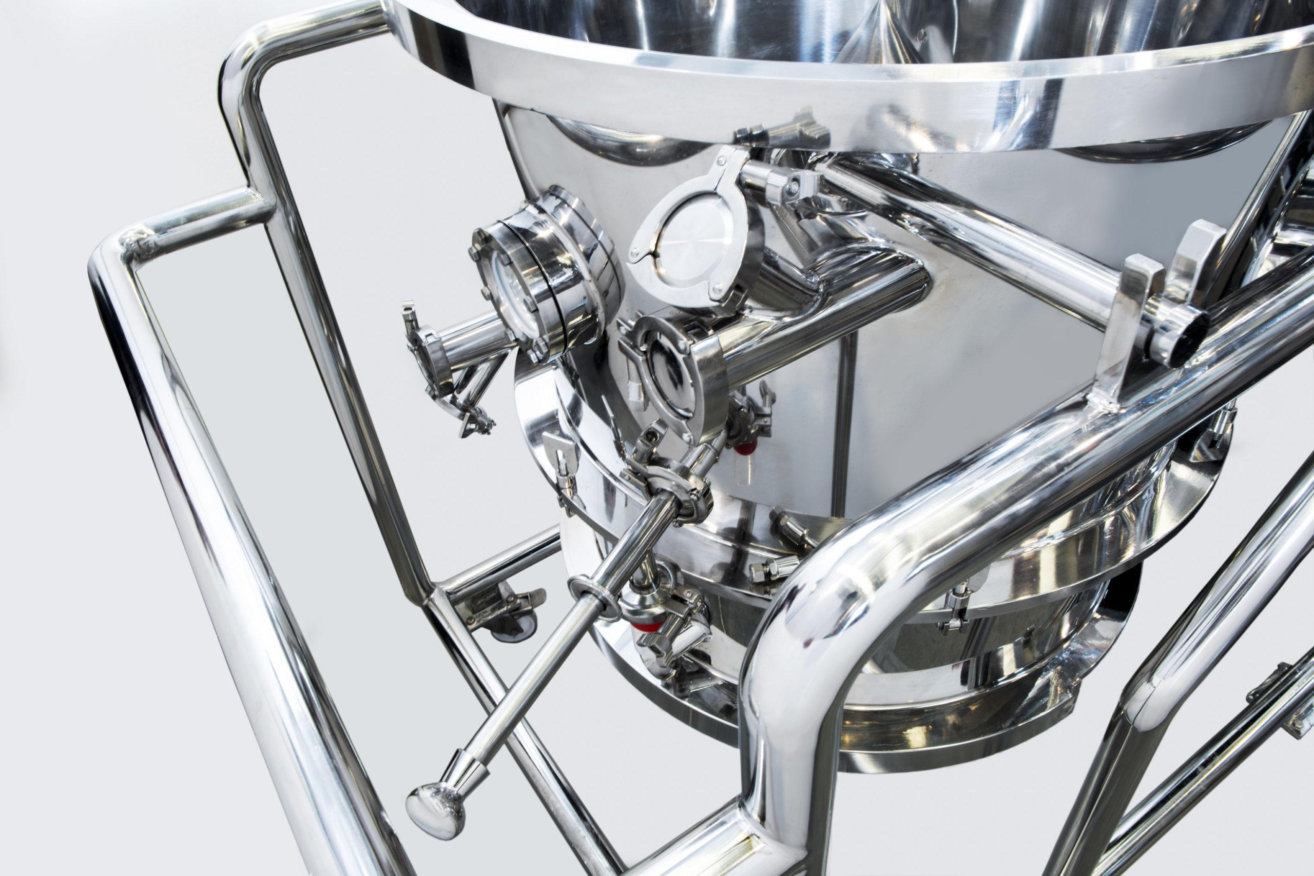 fluid bed dryer-granulator-nicomac